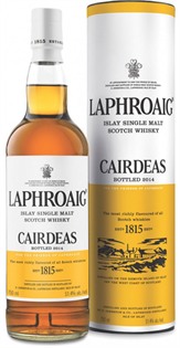 Laphroaig Scotch Single Malt Cairdeas 2015 750ml - Case of 6